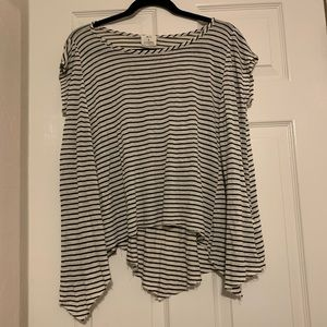 UO striped tee